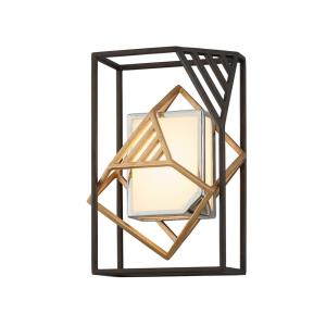 "Cubist - 13.5"" 12W 1 LED Wall Sconce"