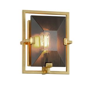 Prism - One Light Rectangular Wall Sconce