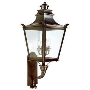 Dorchester - Four Light Outdoor Large Wall Lantern