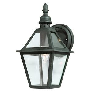 Townsend - One Light Outdoor Small Wall Lantern