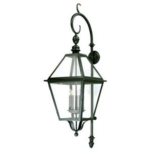 Townsend - Five Light Outdoor Large Wall Lantern