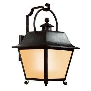 Bristol - One Light Outdoor Large Wall Lantern