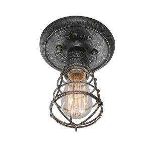 Conduit - One Light Small Flush Mount