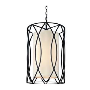 Sausalito - Eight Light Large Pendant