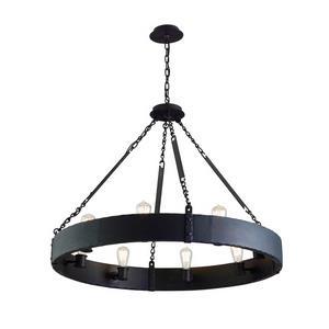 Jackson - Eight Light Large Pendant