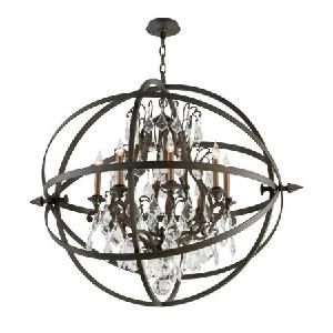 Byron - Eight Light Extra Large Chandelier
