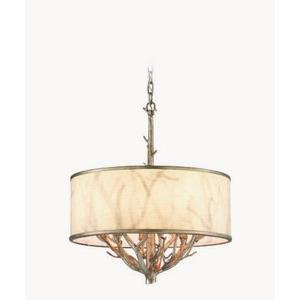 Whitman - Four Light Small Pendant