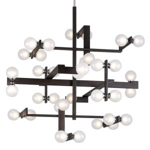 Network - Thirty-Six Light Pendant