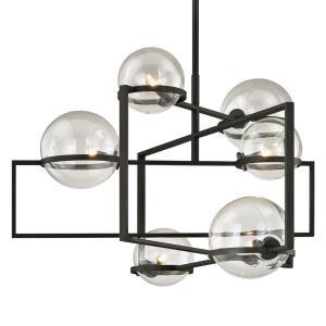 Elliot - Six Light Pendant