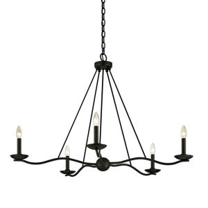 Sawyer - Five Light Chandelier