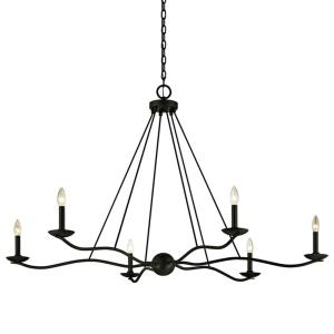 Sawyer - Six Light Chandelier