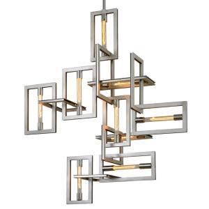 Enigma - Nine Light Pendant