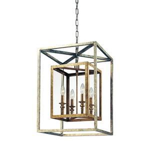 Morgan - Four Light Medium Pendant