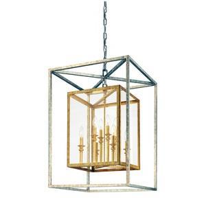 Morgan - Eight Light Large Pendant