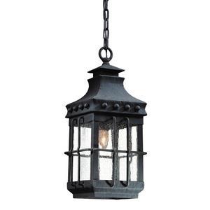 Dover - One Light Outdoor Medium Hanging Lantern