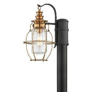 Little Harbor - One Light Outdoor Post Lantern