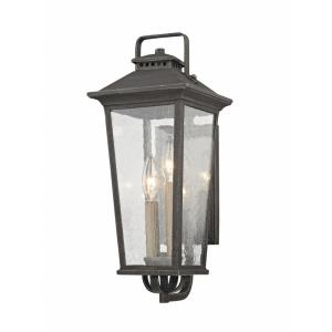 Parsons Field - Two Light Small Outdoor Wall Sconce