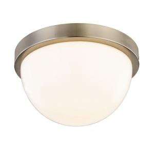 "Luna - 8.25"" 14W 1 LED Dome Flush Mount"