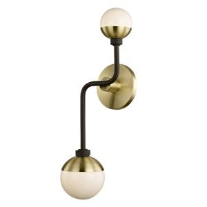 Hipster - Two Light Up/Down Wall Sconce