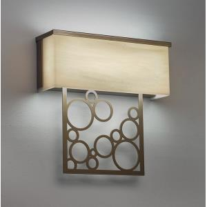 """Modelli - 14.75"""" 13W 1 LED Outdoor Wall Sconce"""