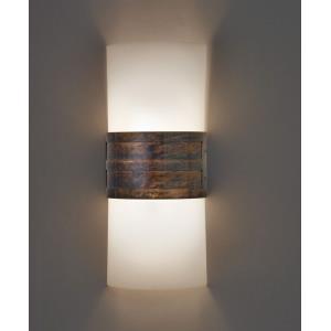 Profiles - Two Light 60W E26 Medium Base Wall Sconce