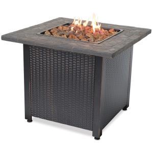 """Endless Summer - 30"""" Liquid Propane Gas Outdoor Fireplace"""