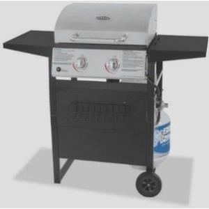 "Uniflame - 44.7"" Outdoor Liquid Propane Gas Barbecue Grill"