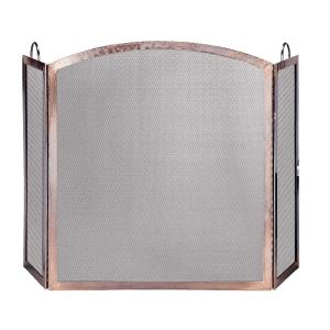 """54"""" 3 Panel Screen With Arched Center Panel"""