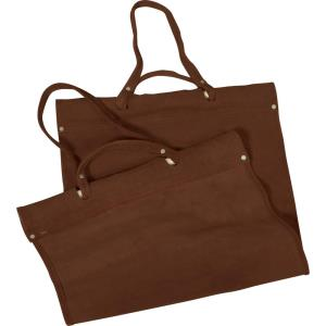 "40"" Replacement Suede Leather Carrier"