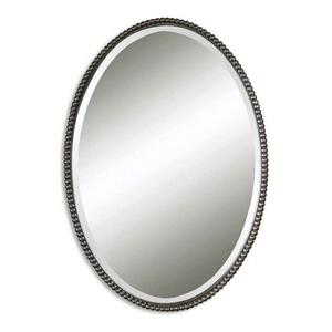Sherise - Oval Mirror