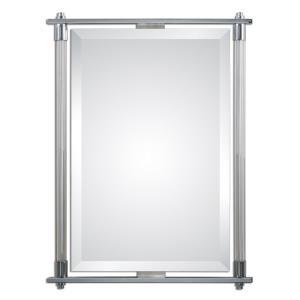"""Adara - 33.5"""" Oval Vanity Mirror"""