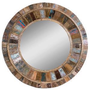 Jeremiah - 32 inch Round Mirror