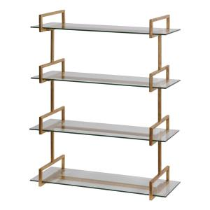 Auley - 40 Inch Wall Shelf