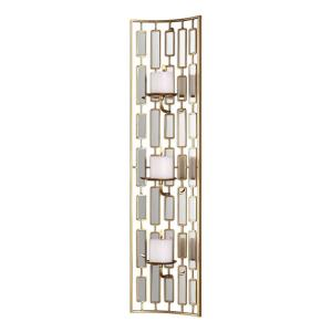 Loire - 38 inch Wall Candle Sconce