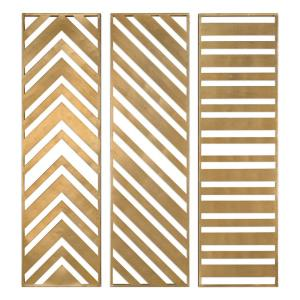 "Zahara - 45"" Panel (Set of 3)"
