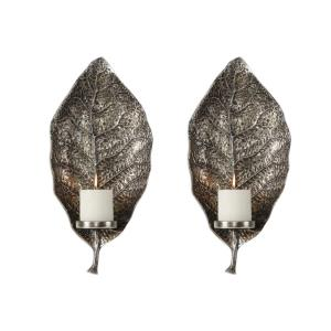 Zelkova - 19.5 Inch Wall Sconce (Set of 2)