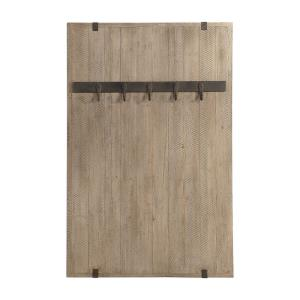 Galway - 62.25 Inch Wall Coat Rack