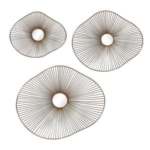 Avarie - 25 Inch Wall Art (Set of 3)