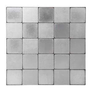 "Brigid - 40"" Checkerboard Wall Decor"