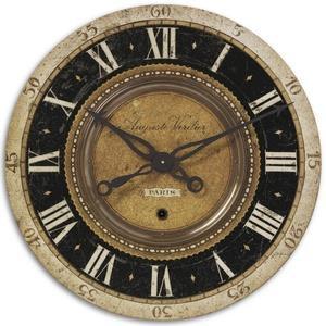 """Auguste Verdier - 27"""" Wall Clock"""