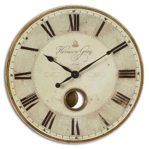 "Harrison Gray - 30"" Clock"