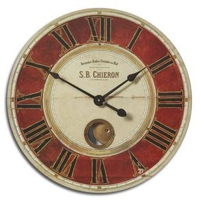 S.B. Chieron - 23 Inch Wall Clock