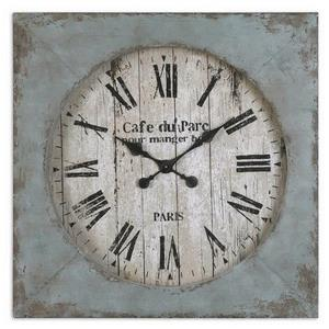 Paron - 29.13 Inch Square Wall Clock