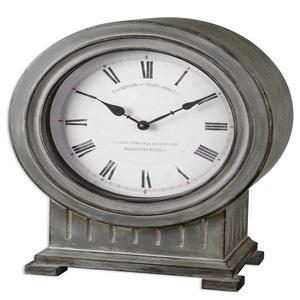 "Chouteau - 18.63"" Mantel Clock"