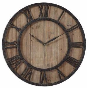 Powell - 30 inch Wall Clock