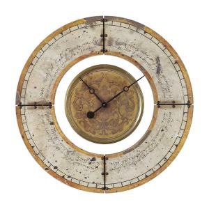 Ezekiel - 30.38 Inch Wall Clock