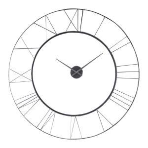 """Carroway - 59.88"""" Art Deco Wall Clock"""