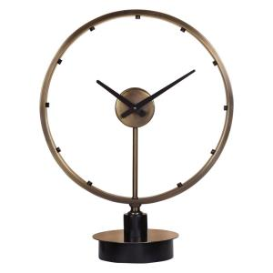 Davy - 19 inch Modern Table Clock