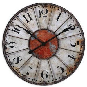 "Ellsworth - 29.38"" Wall Clock"