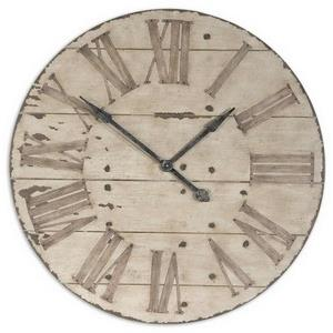 "Harrington - 36"" Wooden Wall Clock"